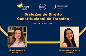 Diálogos de Direito Constitucional do Trabalho