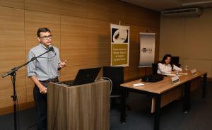 Juiz Eduardo Câmara fala sobre ferramentas de pesquisa