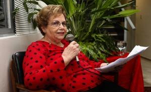 Desembargadora aposentada Josélia Morais, que criou o Memorial da Justiça do Trabalho