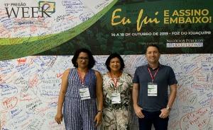 ervidores Aurelaide de Souza Nascimento Menezes, Jani Cleide Pereira de Araujo e Sá e Fabiano Antônio Marques Guedes da Cruz Fº